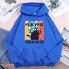 Pew Pew Cool Madafakas Black Cat Women Hoody 2021 Vintage Harajuku Hooded Hip Hop Fashion Streetwear Comfort Fleece Woman Hoodie 2