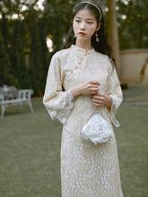 Осеннее платье Ципао 2020 улучшенная версия повседневного банкета