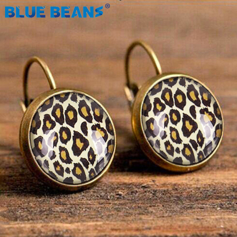 H21ac2084424446be81eeedb8bf774ca9Q - Small Earrings Stud Women Star Earing Jewelry Punk Vintage Leopard Boho Fashion Bohemian Luxury Gifts Geometric Elegant Earring