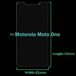 """Image 3 - 2PCS temperli cam için Motorola Moto Bir Ekran Koruyucu için Moto One 9H Premium Cam için Motorola One / P30 Çal XT1941 4 5.9"""""""