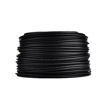 Cable fotovoltaico, Cable de alimentación Solar de 2.5mm2 4 mm2 6 mm2, Cable TUV para paneles PV, conexión en rojo y negro, XLPE chaqueta 2