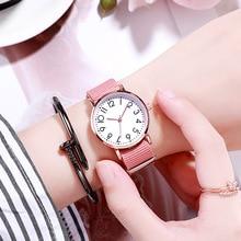 Casual Quartz WristWatch Gift For Girls clock Fashion kid watch