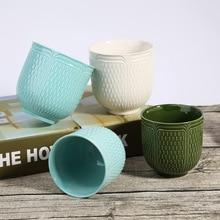 цена на The new ceramic mug simple ceramic office water mug advertising mug coffee mugs