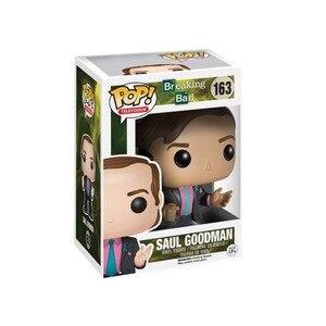Image 3 - FUNKO POP Breaking Bad HEISENBERG jesus GOODMAN Vinyl Action Figures collezione modello giocattoli per bambini regalo di compleanno