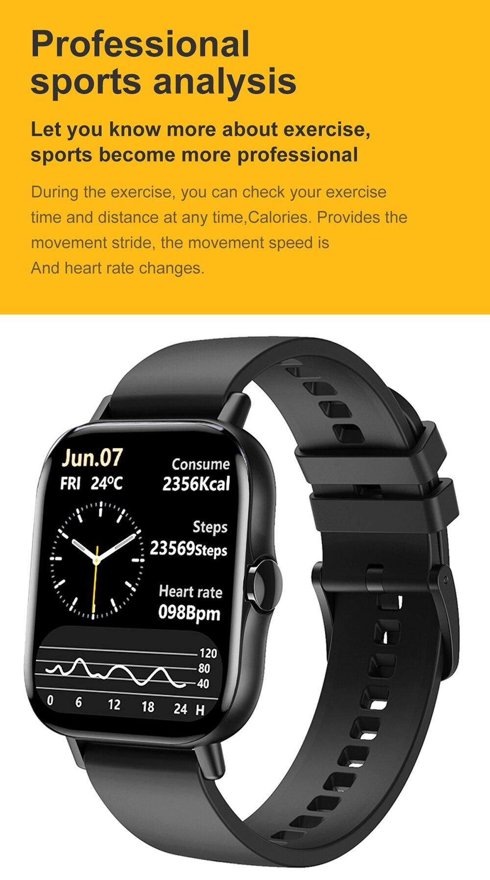 H21acfb54aea2470b9552c1fe7141cee09 For Xiaomi Apple Phone IOS Reloj Inteligente Hombre Smartwatch 2021 Men Bluetooth Call Smart Watch Man Woman Full Touch IP68