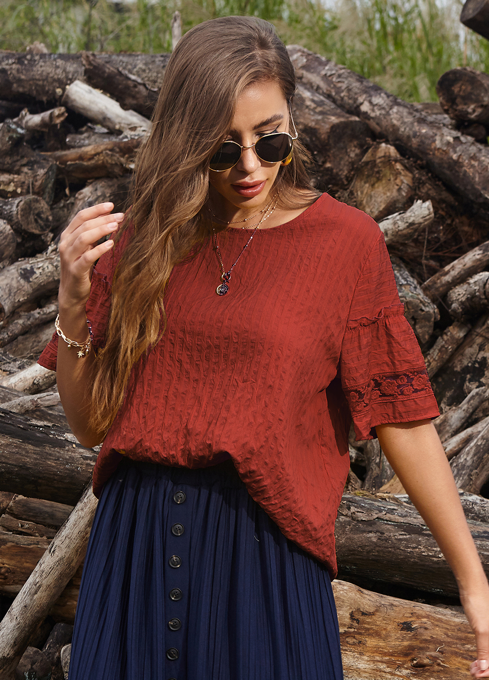 6266-rust Red (6)