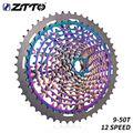 MTB 12-ступенчатая 9-50T маховое колесо велосипеда Запчасти аксессуары Сталь велосипеда кассета высокое качество и Фирменная Новинка