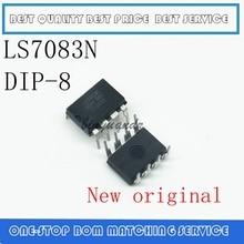 2PCS 10PC LS7083N LS7083 DIP 8 New original