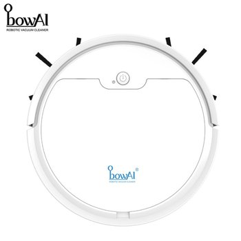 bowAI 2020 New Upgrade OB8s Robot Vacuum Cleaner Multifunctional 3 In 1 Auto Rechargeable Dry Wet Sweeping 1600Pa Suction Home