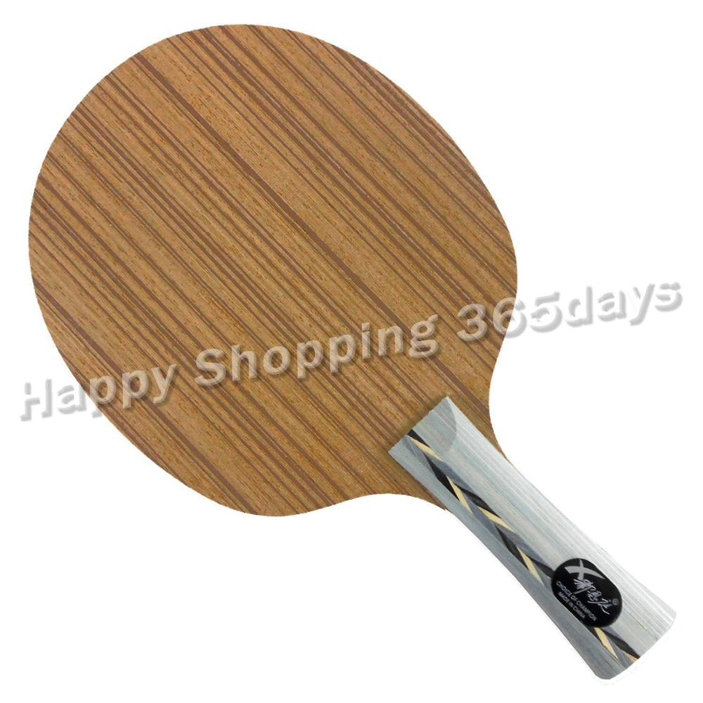 XNT X280 Carbon For Children Training Table Tennis Blade For  Pingpong Paddle Racket