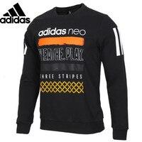 Original Adidas New Arrival M CS G BBL SWT men's jacket Hooded Sportswear