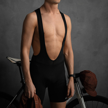Santic-cycling bib shorts for men