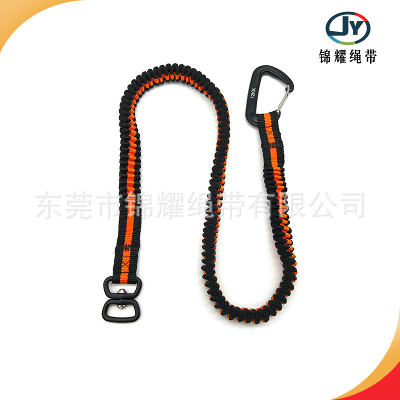 Pet Supplies Pet Traction Rope Dog Traction Extension Strap Retractable Elasticity Extend Lanyard