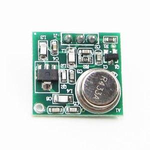 Image 3 - 실용적인 dc 9 v 12 v 무선 fm 송신기 보드 모듈 ZF 4 433.92 mhz # p 433 mhz 무선 fm 송신기 모듈