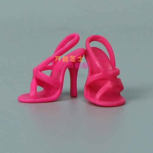 1/6 Doll Accessories Fashion Sneaker Flat Shoes Genuine Sandals Shoeshigh-heeled shoes for Barbie Doll Shoes 11