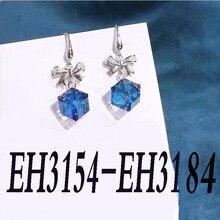 KAKANY İspanyol klasik ayı takı kadın moda küpe kodlama EH3154 EH3184
