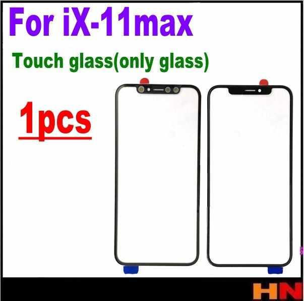 1 個最高品質の液晶画面フロントガラスレンズの修理部品については 11 pro X XR XS Max フロント外側ガラスレンズ交換