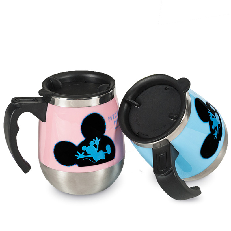450ml-Disney-Mickey-Mouse-Cartoon-Cup-Stainless-Steel-Mug-with-Lid-Water-Coffee-Bottle-Home-Office