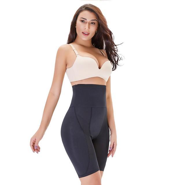 b4f Lifter Shape wear Waist Control Body Underwear Women Butt Lifter Shapewear Waist Tummy Control Body Underwear Shaper Pad Control Panties Fake Buttocks Lingerie