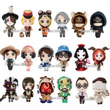 Wholesale Game Identity V Cosplay Mascot Plush Doll Change Suit Dress Up Clothes Stuffed Doll Toy Cartoon Character Plushie Gift
