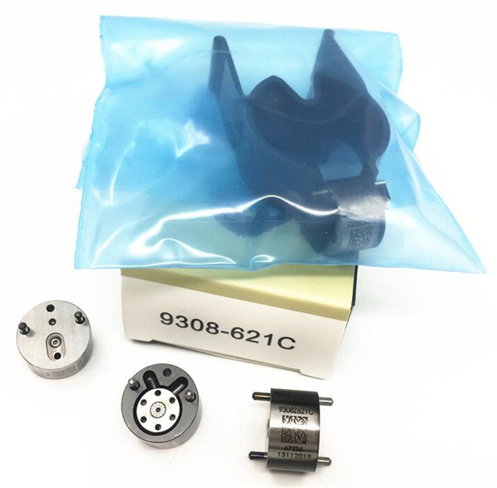 4st helt nya Diesel Common Rail Injector Control Ventils 9308-621C 9308Z621C 28239294 28440421 för Suzuki Ssangyong Kia Hyundai