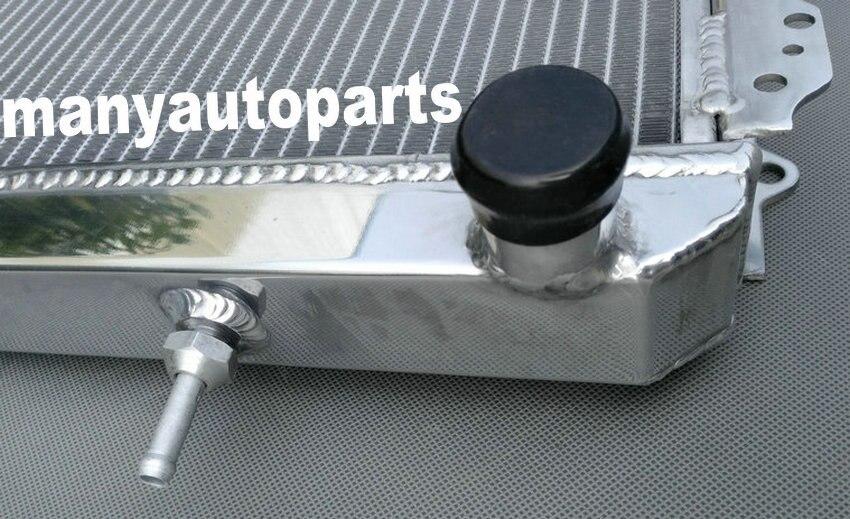 Aluminum radiator for COROLLA  AE70//AE71//AE72 1.5 /&1.6 1979-1983