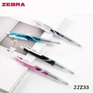 10 шт./кор. Зебра JJZ33 SARASA Быстрый технический углерод гелевая ручка 0,4 мм/0,5 мм быстрого сухого чернила для студентов письменные принадлежност...
