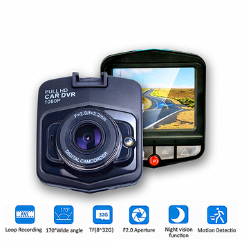 70 Screen Dash Cam car dvr FHD 720p pro video mai Registrar car camera driving recorder action sd card kamera samochodowa image