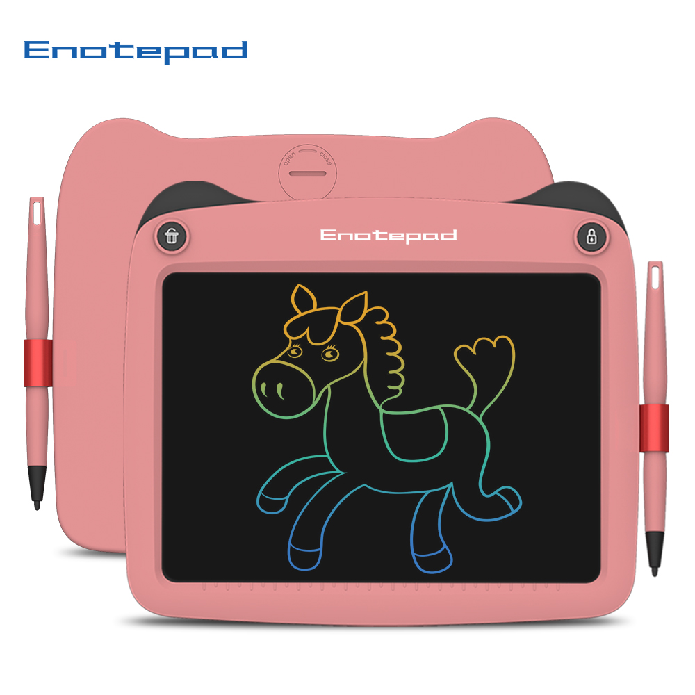 Купить планшет для рисования enotepad 9 дюймов с цветным жк экраном