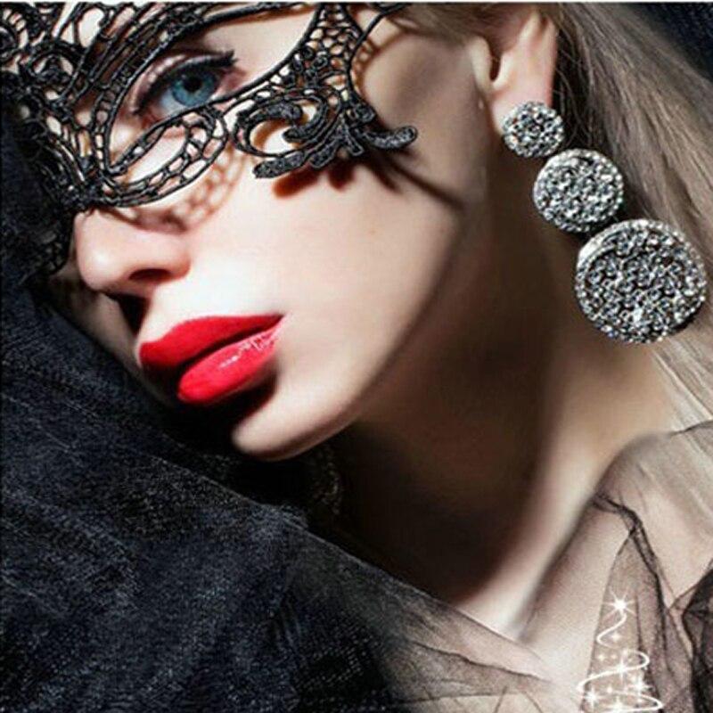H21b1b918cde3448c85d1e109a89ad7149 Máscara de encaje Sexy para mujer, lencería erótica para mujer, disfraz de Cosplay de fiesta en club nocturno, picardías negro, disfraz de lencería Sexy