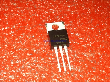 10pcs/lot IRF540NPBF IRF540N IRF540 100V 33A TO-220 In Stock - discount item  8% OFF Active Components