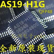 5 шт./лот AS19-H1G QFP48