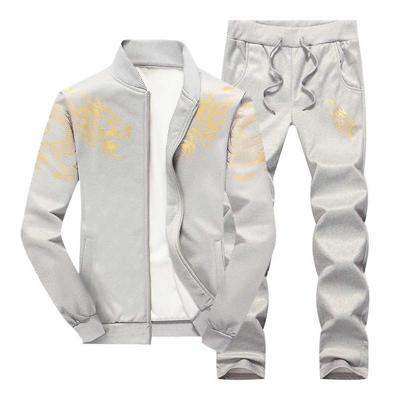 ผู้ชาย Tracksuit Sweatshirt หนาขนแกะแขนยาว Hood เสื้อกันหนาวผู้ชาย Moletom Masculino Poleron Hombre M-4XL