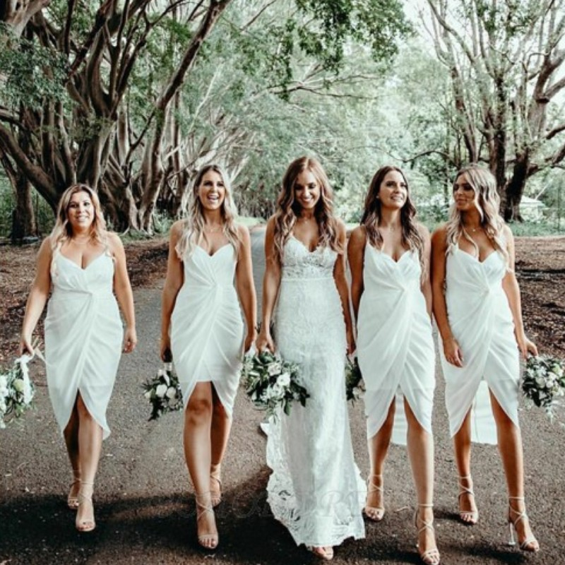 Bridesmaid Dresses 2020 Wedding Guest Dress Evening Party Dresses