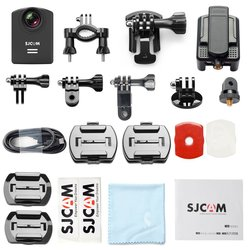 SJCAM M20 Motion Camera Outdoor HD 4K Sports Camera Waterproof DV Sports Camera Aerial Shooting Diving Anti-Shake Camera