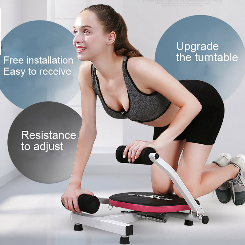 Lazy sports assisted sit-ups fitness equipment home men and women multi-function abdomen machine supine board