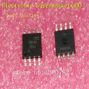 Free Shipping 50pcs/lots  ATTINY45-20SU ATTINY45 SOP-8 IC In stock! free shipping 5pcs isl12026ibz 12026ibz sop 8 ic 100% new