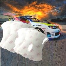 3M Universal auto film Klebstoff Scratch Protector Aufkleber Auto Türgriff Schutz auto aufkleber und abziehbilder accesorios carro