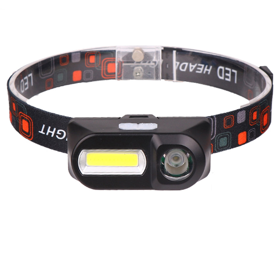 Z90 2000Lumen Headlamp LED Headlight Flashlight Frontal Lantern Zoomable Head Torch Light Bike Riding Lamp For Camping Hunting