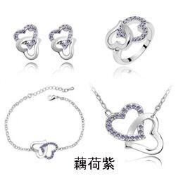 QiLeSen Fashion 925 Sterling S