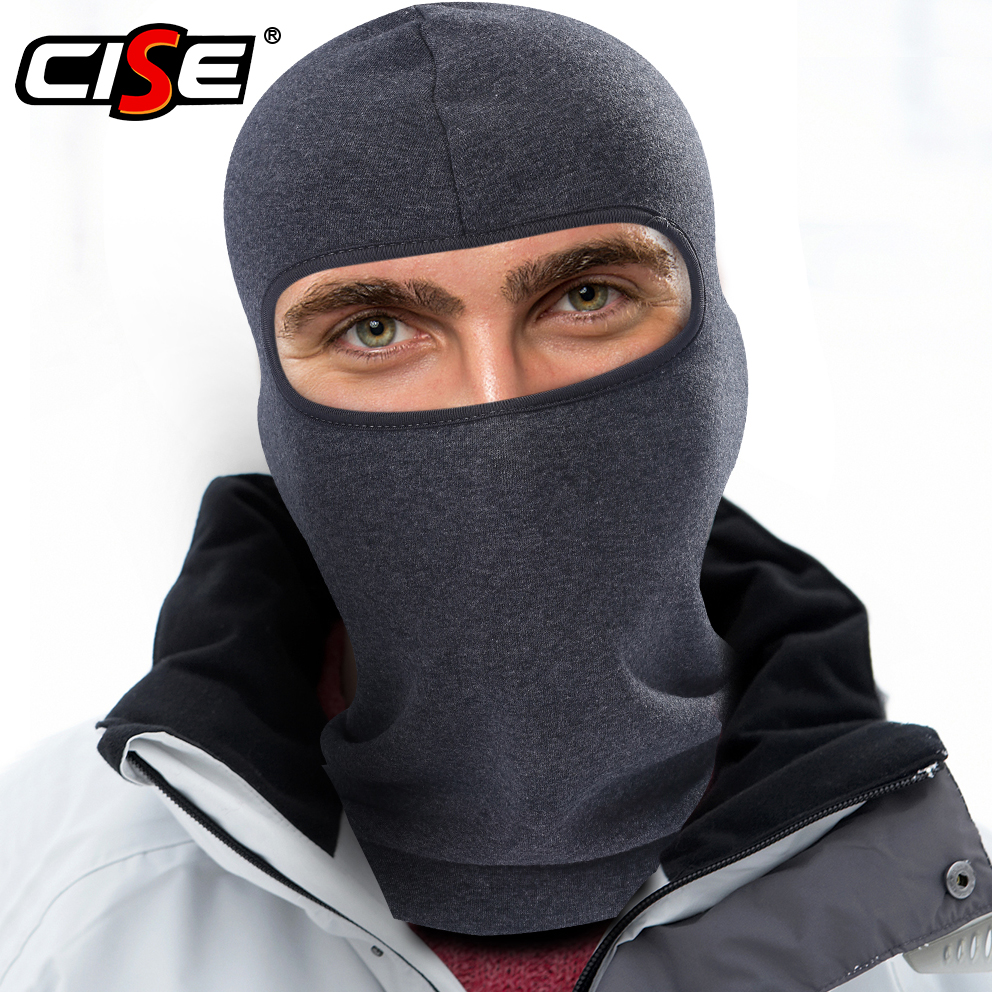 Fleece Balaclava Face Mask Warmer Windproof Breathable Motorcycle Fishing Tubular Head Sun Protection Ski Snowboard Bicycle Hats