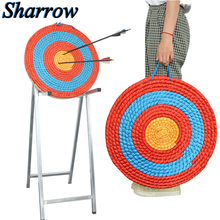 цена на 3 layer 2 layer Archery Grass Target Board Darts Darts Bow and Arrow Shooting Practice Compound Hunting Slingshot Recurve bow