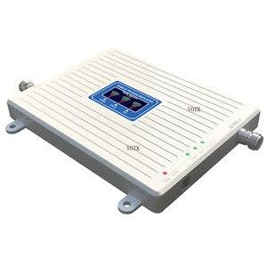 Image 4 - Трехдиапазонный усилитель сигнала VOTK GSM DCS 3G! Мобильный 2G 3G 4G ретранслятор сигнала 900 1800 2100 МГц усилитель сигнала