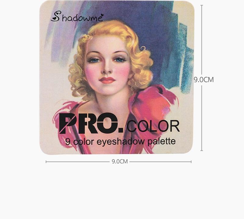 Image 4 - Matte Eyeshadow Palette Nude Minerals Professional Eye Shadow Powder Pigment Cosmetic Waterproof Matte Makeup Eyeshadow Pallete-in Eye Shadow from Beauty & Health