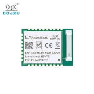 Image 3 - nRF52840 IC RF Module 2.4GHz 8 dBm E73 2G4M08S1C ebyte Long Range ebyte Bluetooth 5.0 nrf52 nrf52840 Transmitter and Recieever