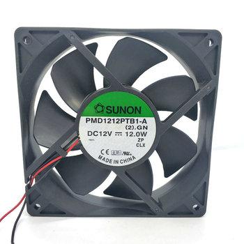 for SUNON PMD1212PTB1-A 12W 12V 12cm Cooling Fan