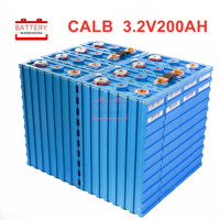 grade A 16Pcs 3.2v 200AH lifepo4 battery cell batteries CALB SE200FI 48V 12V 24V 400ahFor Electric Bicycle/EV/Solar/boat golf