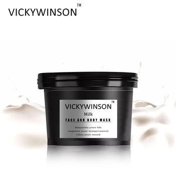 VICKYWINSON mleczko peeling krem 50g żel złuszczający peeling do ciała krem skóra ciało Cutin pielęgnacja skóry Go pielęgnacja wybielanie skóry nawilżający tanie i dobre opinie MS31 Peeling i ciałami leczenie Milk