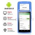 POS PDA Android Drahtlose Bluetooth Drucker 58mm WIFI Barcode Barcode Reader Handheld Terminal Loyverse POS Drucker PDA 3G OTG