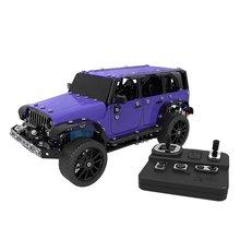 Rc автомобиль jeep s 1:16 rc из нержавеющей стали 4ch пульт